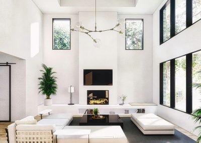 living room lot 105